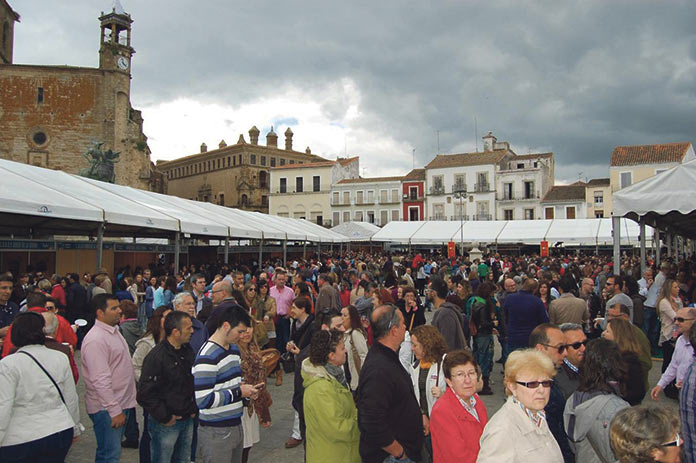 XXXIV Feria Nacional del Queso de Trujillo