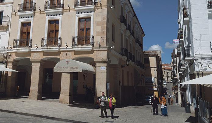 Turismo Cáceres Semana Santa
