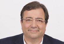 Guillermo Fernández Vara, candidato a la presidencia de la Junta de Extremadura
