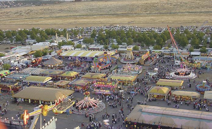 La Feria de San Miguel de Cáceres tendrá más de 100 puestos de comida, 73 atracciones y tómbolas