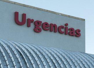 Urgencias hospital universitario de Cáceres.