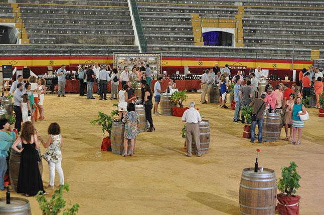 Fiesta Ibérica del vino en Almendralejo