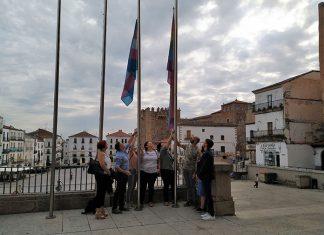 Celebrar el Orgullo LGTBI Cáceres