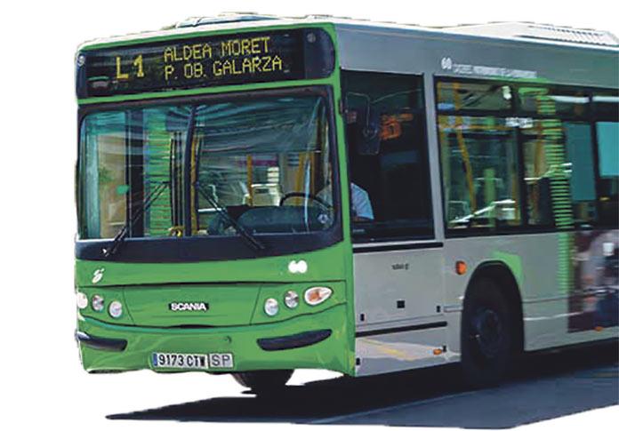 El PP solicita que el transporte urbano llegue al Parque empresarial de la Mejostilla y al Polígono Ganadero
