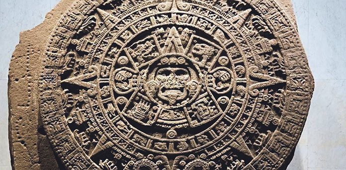 Calendario maya. La bruja circe.