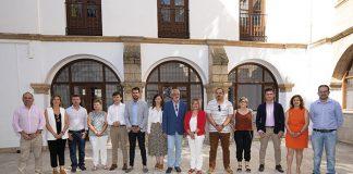 nuevo gobierno de la Diputación