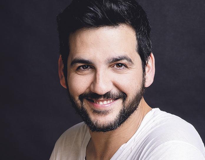 Prometeo de Luis García Montero. Fran Perea.
