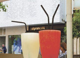 El verano en el Gran Café