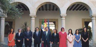 Nuevo gobierno de Vara