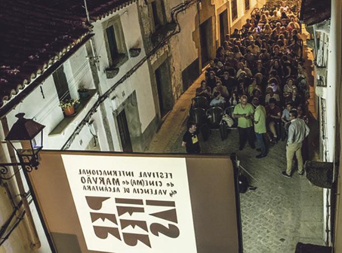 el Festival Internacional de Cine de Marvão y Valencia de Alcántara 'Periferias' 2019