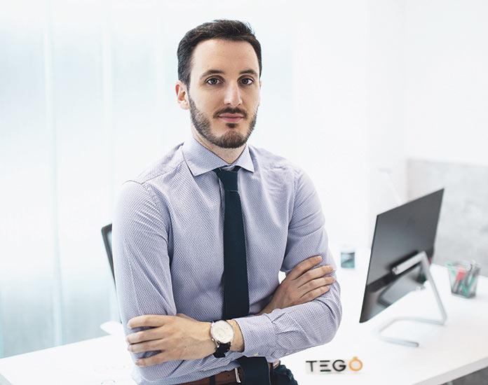 Eleazar García. Tegolegal. Derecho especializado en nuevas tecnologías en Extremadura
