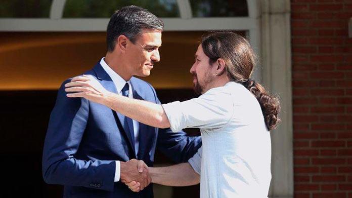 Downtown Abbey. Fracaso entre las negociaciones entre PSOE y Podemos
