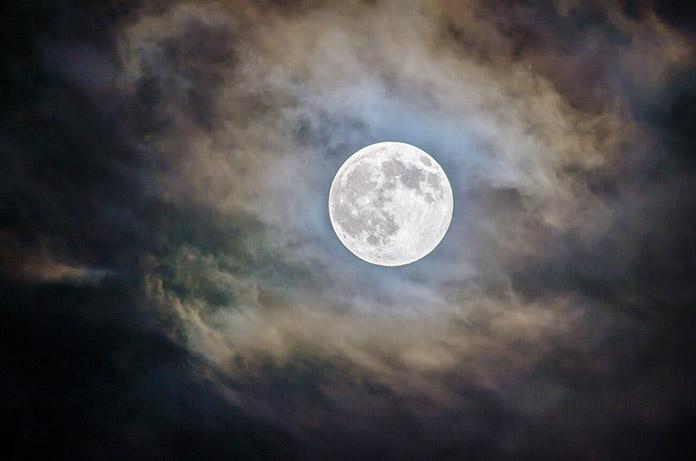 La Luna, José a Secas. Plena Moon.