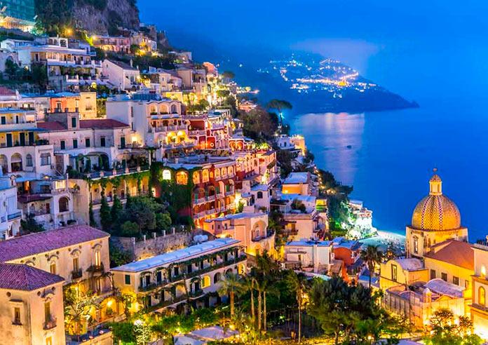 Vacaciones en Nápoles. Alonso de la Torre.