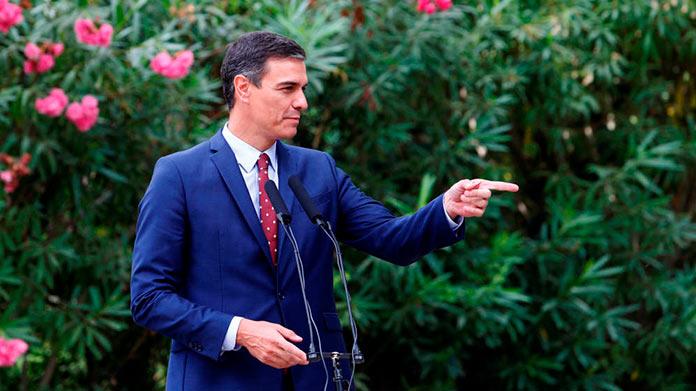 La irresponsabilidad de Pedro Sánchez. Víctor Casco.