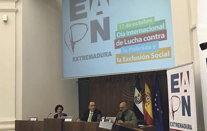 Extremadura es la región más pobre tras la crisis