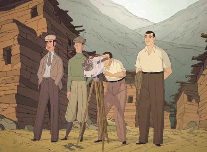 Buñuel en el Laberinto de las Tortugas a los Oscar.