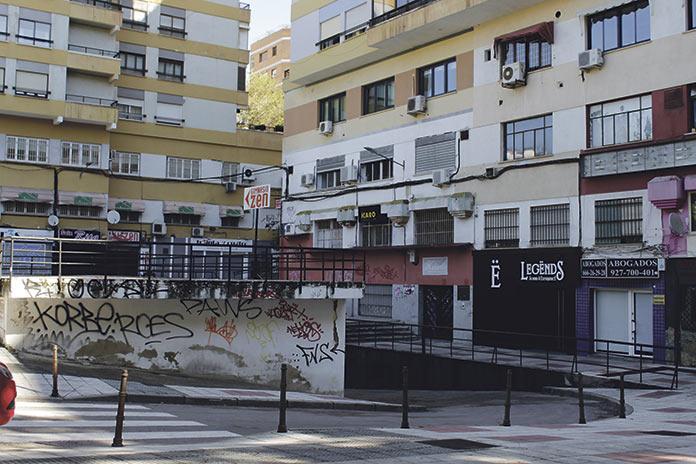 El calvario de los hosteleros de La Madrila