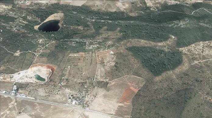 la mina de litio vuelve a ponerse en marcha