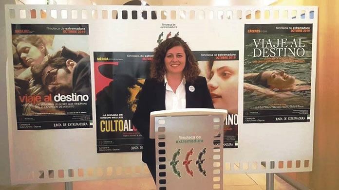 octubre en la Filmoteca de Extremadura