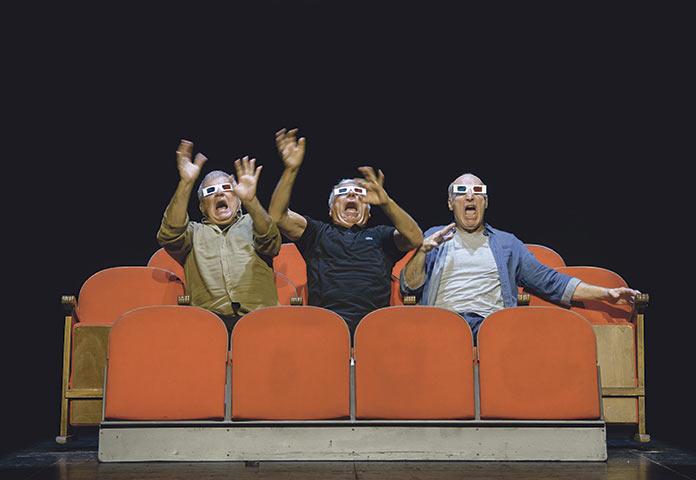 Tricile con HITS en el Gran Teatro de Cáceres