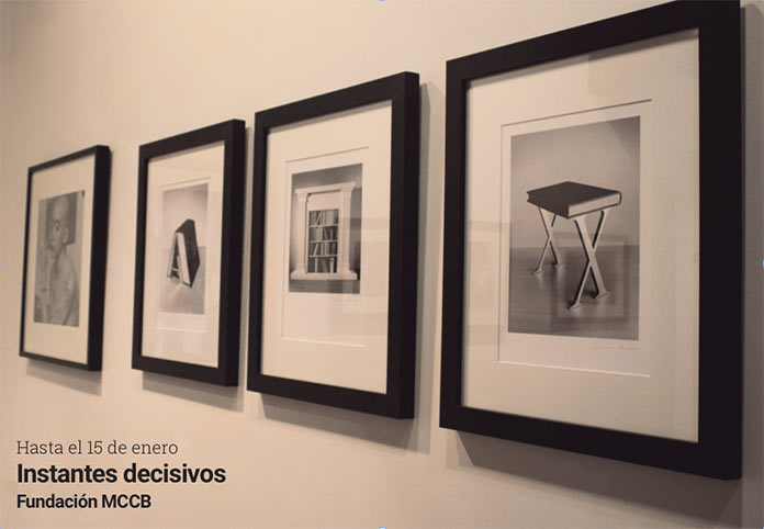 Instantes decisivos. Exposición de Fotografía Mercedes Calle