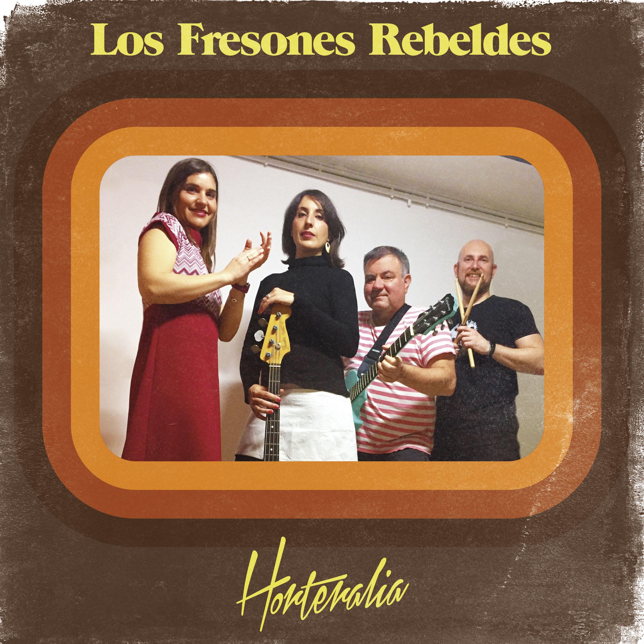 Los Fresones Rebeldes en el X aniversario de Horteralia