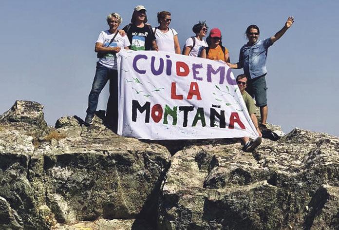 Salvemos la Montaña opina que la encuesta sobre la mina de litio de no es objetiva