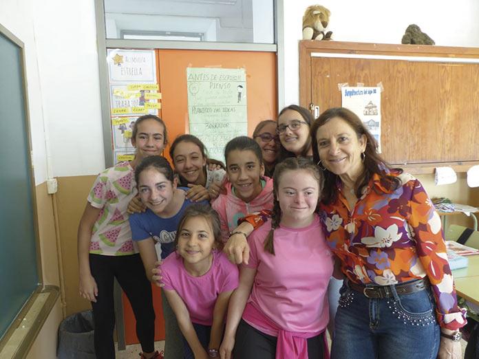 Los derechos del niño. Las Américas,Trujillo.