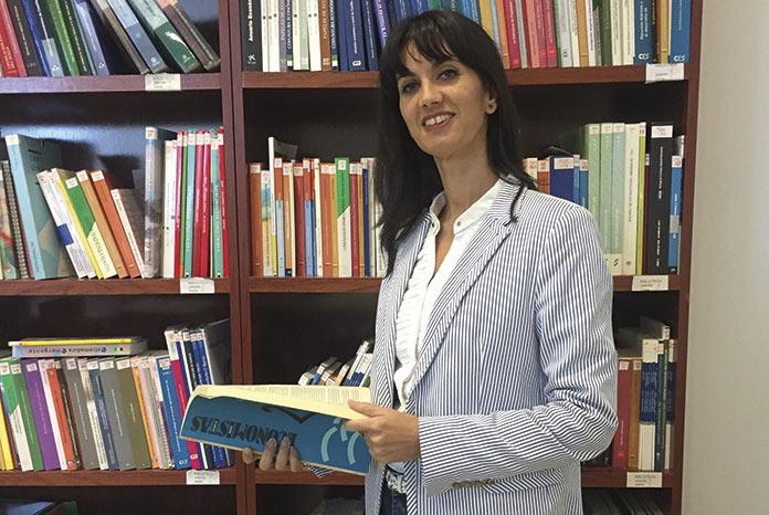 Miriam García Cabezas, MAE 2019