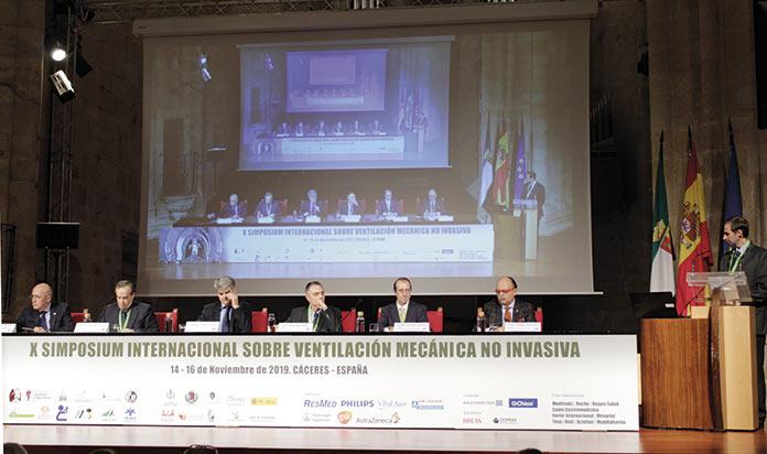 X Simposium Internacional sobre Ventilación Mecánica no Invasiva
