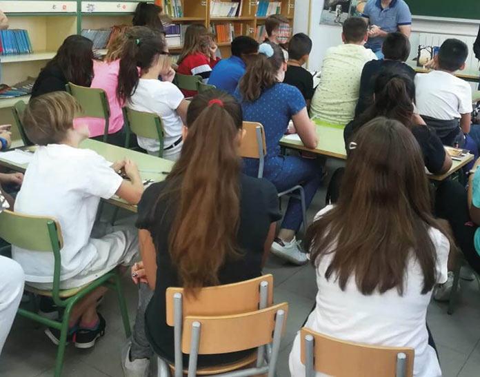 Los escolares extremeños, los terceros por la cola, según el Informe Pisa