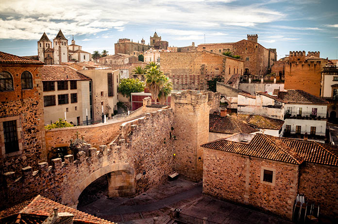 Abren los centros turísticos de Cáceres