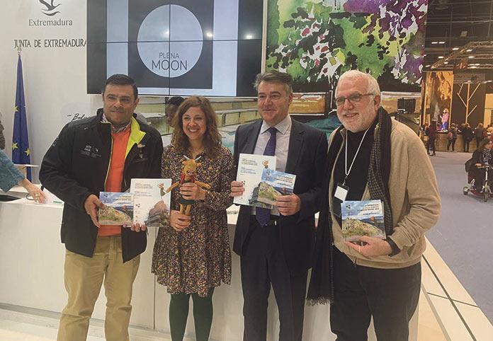 Un nuevo catálogo para descubrir el Geoparque Villuercas-Ibores-Jara