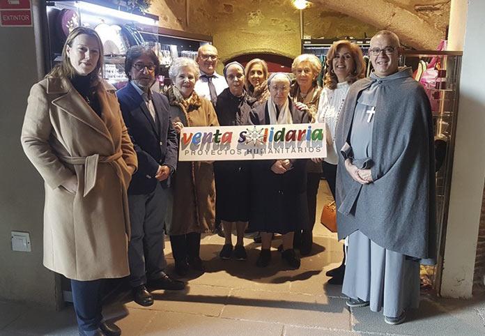 La Fundación Mercedes Calles dona a entidades sociales más de 9.000 euros