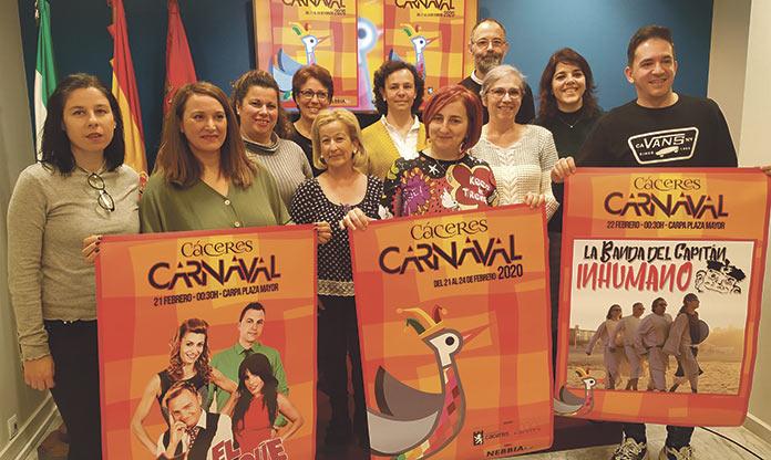 Un Carnaval sostenible e inclusivo