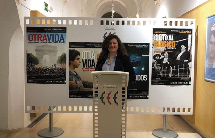 Febrero en la Filmoteca de Extremadura
