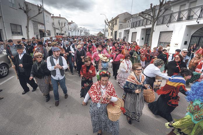 Más de 10.000 personas en la Pedida de la Patatera