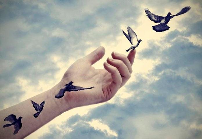"""""""Olvidar es imposible; perdonar es necesario"""""""