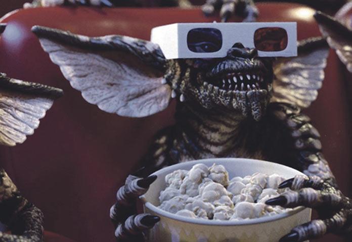 Los Gremlins en el Fanter Film Festival
