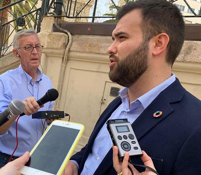 Primeras sanciones en Cáceres por saltarse el Estado de Alarma