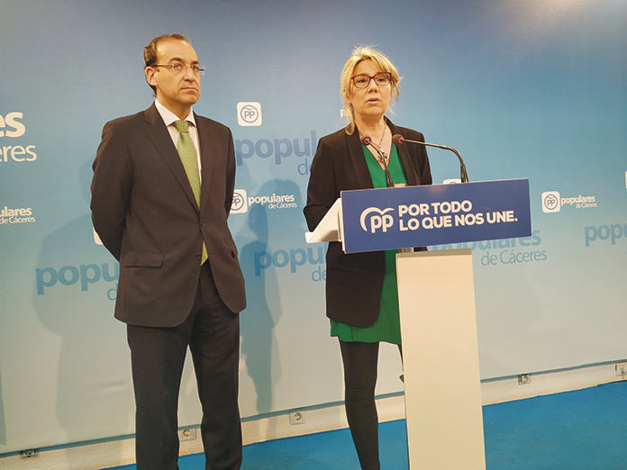 """El PP presenta en la Asamblea un """"plan de rescate"""