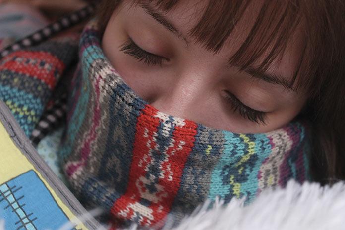 El resfriado. Cora Ibáñez.