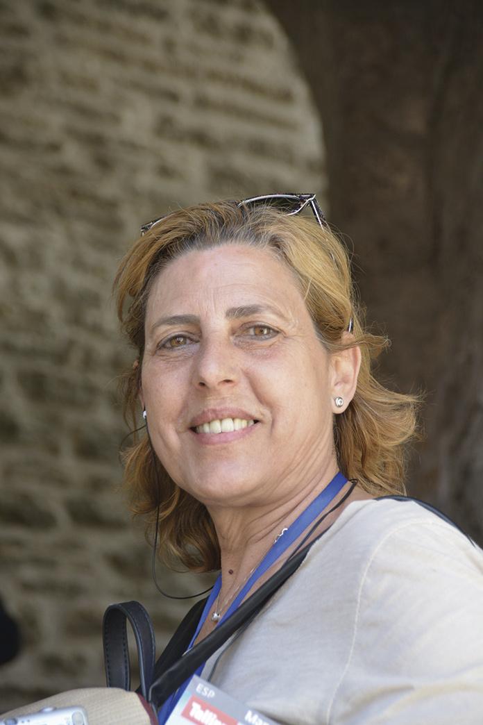 """""""A las mujeres periodistas se les exige una mayor capacitación a la hora de acceder a cargos directivos"""", Isabel Bravo"""
