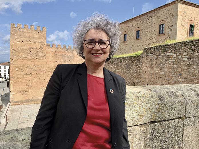 """""""Trabajar en clave feminista es algo transversal"""", María José Pulido"""
