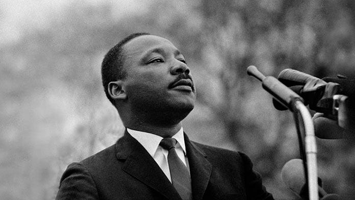 Neruda, Martin Luther King, Plácido Domingo. Emilia Guijarro
