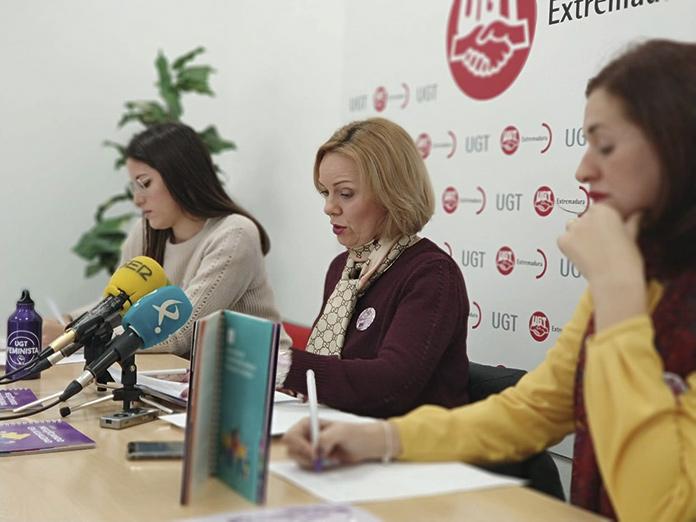 UGT Extremadura presenta la guía 'Negociando en igualdad'