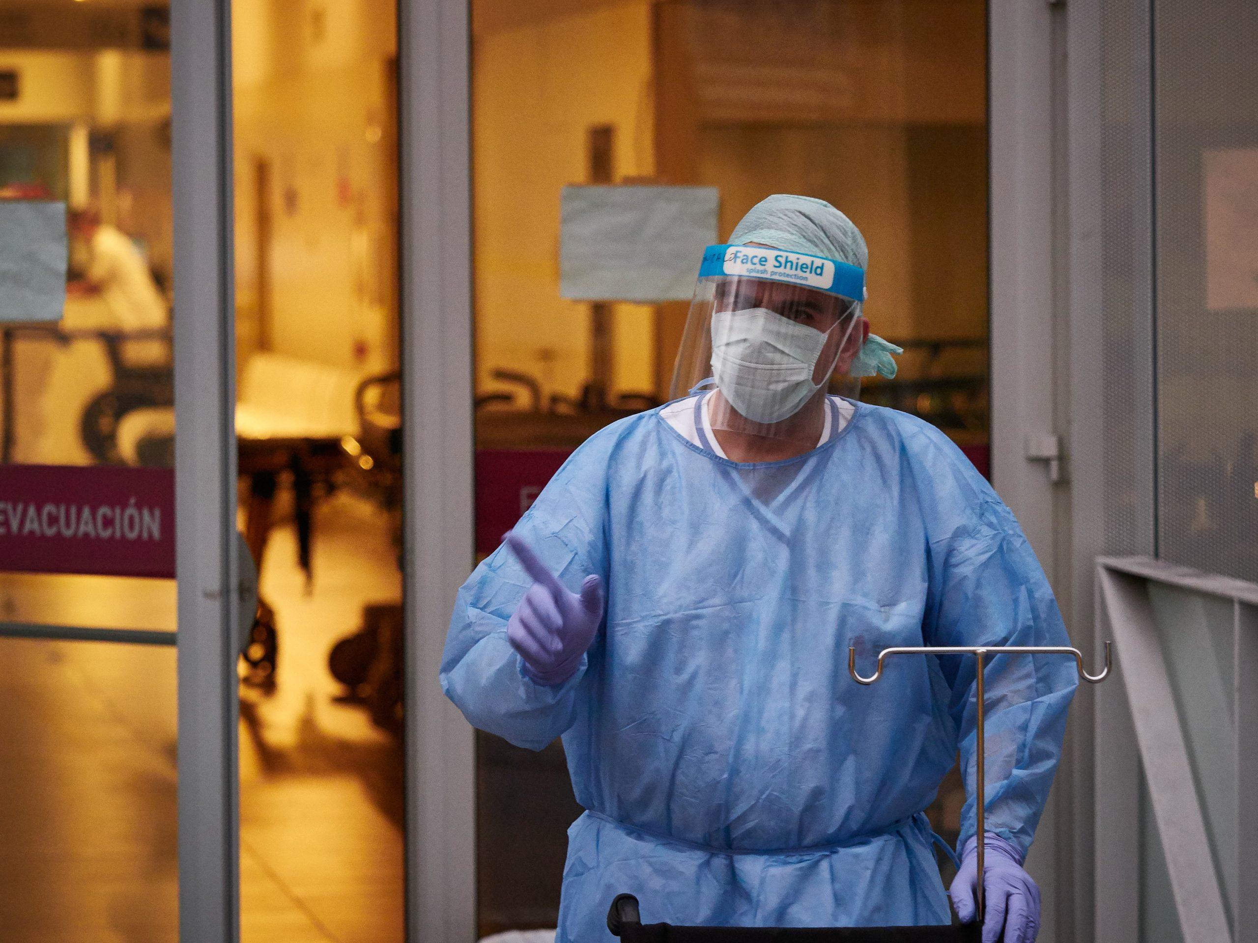 Siete personas fallecidas por Covid-19 y 147 nuevos positivos en Extremadura