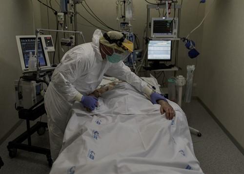 Extremadura notifica 374 personas contagiadas y dos fallecimientos por Covid-19