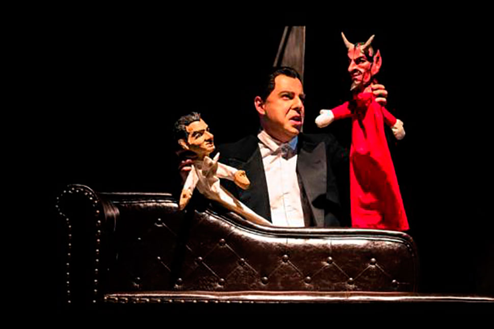 Nuevas fechas para los espectáculos del Gran Teatro. El último amor de Lorca